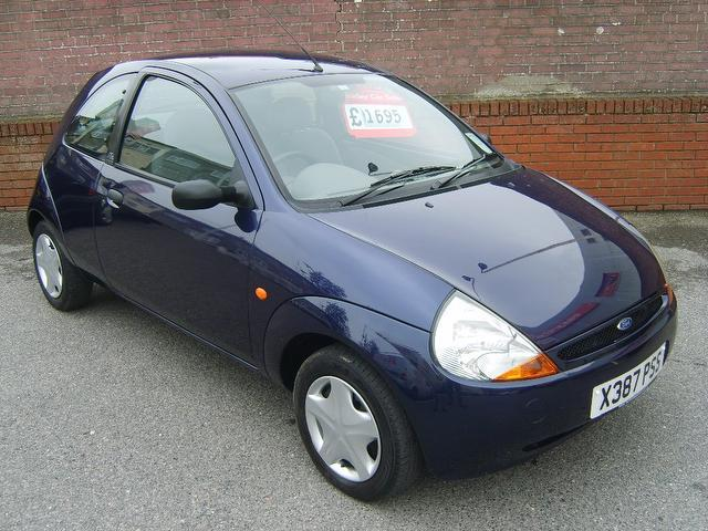 used ford ka 2000 petrol 2 3dr low hatchback blue edition for sale in southampton uk. Black Bedroom Furniture Sets. Home Design Ideas