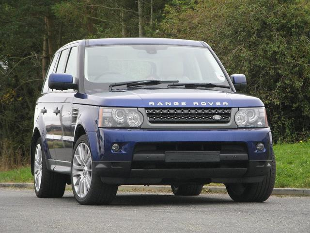 used land rover range 2009 blue paint diesel sport 3 0 4x4 for sale in turrif uk autopazar. Black Bedroom Furniture Sets. Home Design Ideas