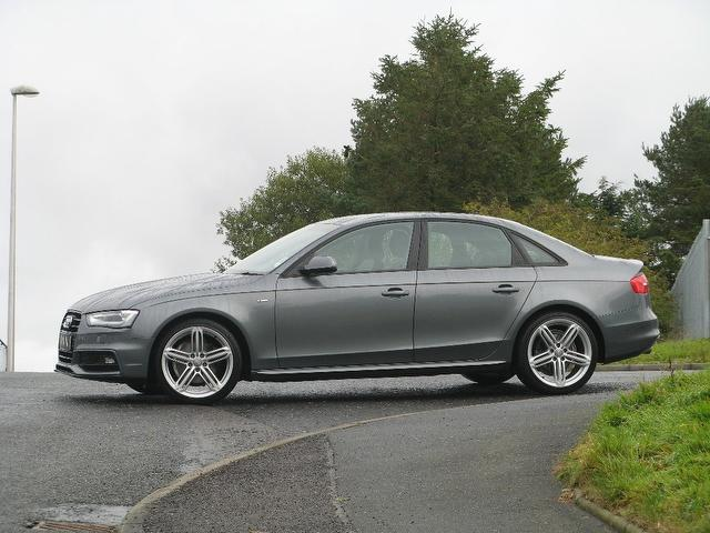 Used Audi A4 2012 Grey Saloon Diesel Manual for Sale