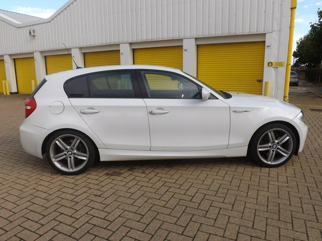 used 2010 bmw 1 series hatchback 123d m sport diesel for sale in portsmouth uk autopazar. Black Bedroom Furniture Sets. Home Design Ideas