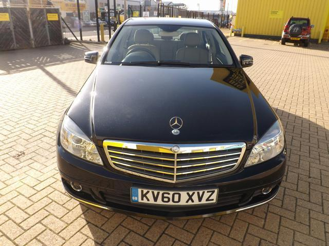 used mercedes benz 2010 black colour diesel class c200 cdi blueefficiency saloon for sale in. Black Bedroom Furniture Sets. Home Design Ideas