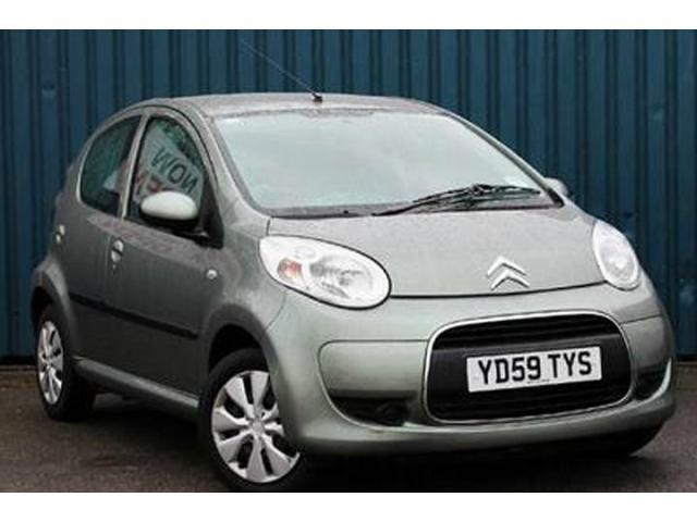 used citroen c1 2009 green colour petrol vtr 5 door group hatchback for sale in wakefield. Black Bedroom Furniture Sets. Home Design Ideas
