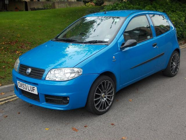 Used Fiat Punto 2003 - - - - for Sale