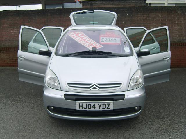 Used Citroen Xsara Picasso 1.6 Hdi Exclusive Estate - 2004 Diesel for Sale in UK