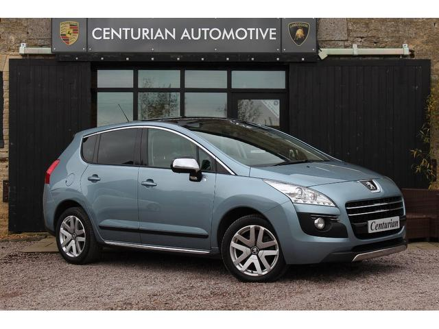 Used Peugeot 3008 2012 Blue Estate Hybrid Automatic for Sale