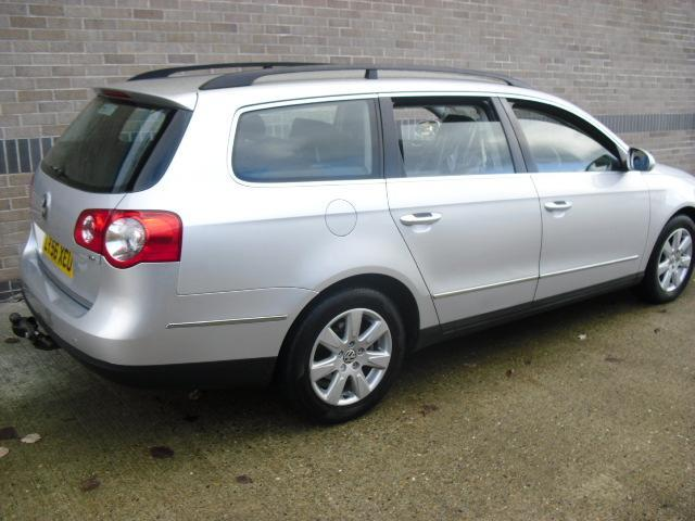used volkswagen passat car 2006 silver diesel 1 9 se tdi 5 door estate for sale in norwich uk. Black Bedroom Furniture Sets. Home Design Ideas