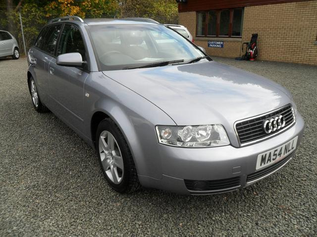 Used Audi A4 2004 Silver Estate Diesel Manual for Sale