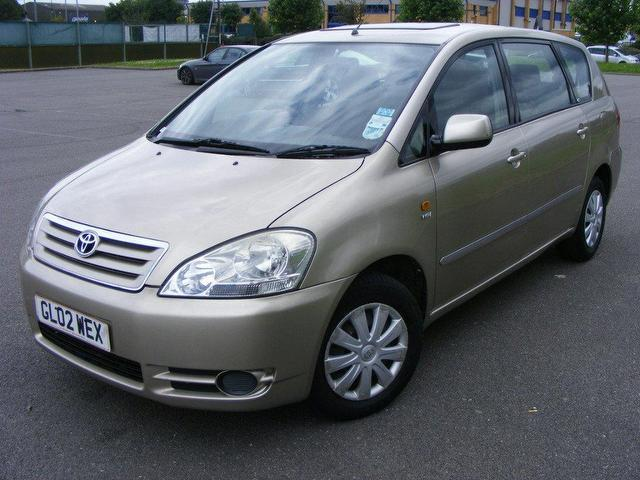 Used Toyota Avensis 2002 Beige Estate Petrol Automatic for Sale