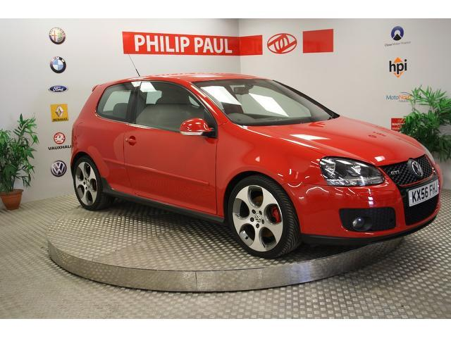 Used Volkswagen Golf 2006 Red Hatchback Petrol Manual for Sale