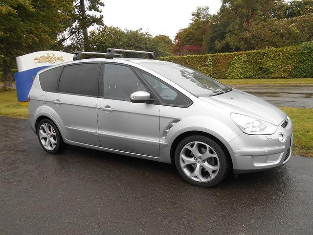 Used Ford S max 2008 Silver Estate Diesel Automatic for Sale