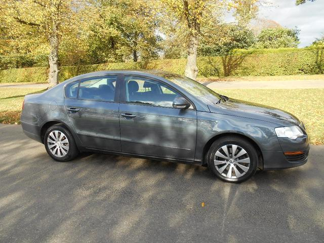 Used Volkswagen Passat 2010 Grey Saloon Diesel Manual for Sale