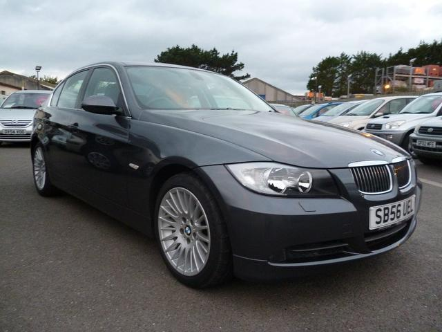 used bmw 3 series 2006 for sale uk autopazar. Black Bedroom Furniture Sets. Home Design Ideas
