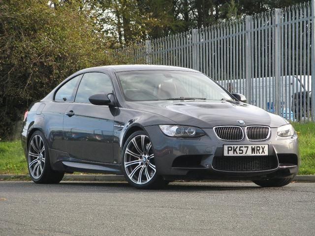 Used Bmw M3 2007 Grey Coupe Petrol Manual for Sale
