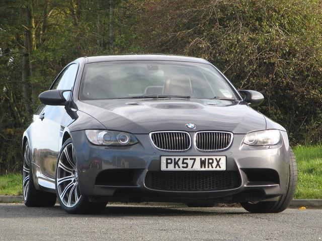 Used Bmw M3 2 Door 4.0 Full Coupe Grey 2007 Petrol for Sale in UK