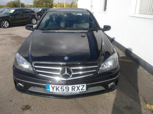 Used Mercedes Benz Class 180k Sport 3 Door Coupe Black 2009 Petrol for Sale in UK