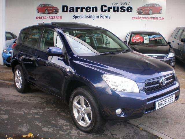 - Used_Toyota_Rav4_2006_Blue_4x4_Petrol_Automatic_for_Sale_in_Kent_UK