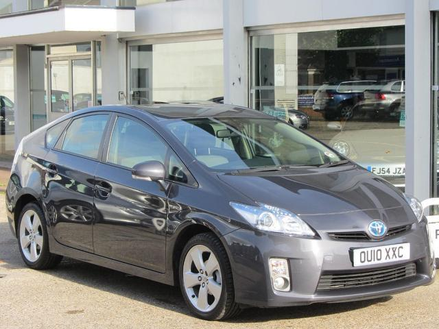 2010 Prius For Sale >> Used 2010 Toyota Prius Hatchback 1 8 Vvti T4 5dr Hybrid For