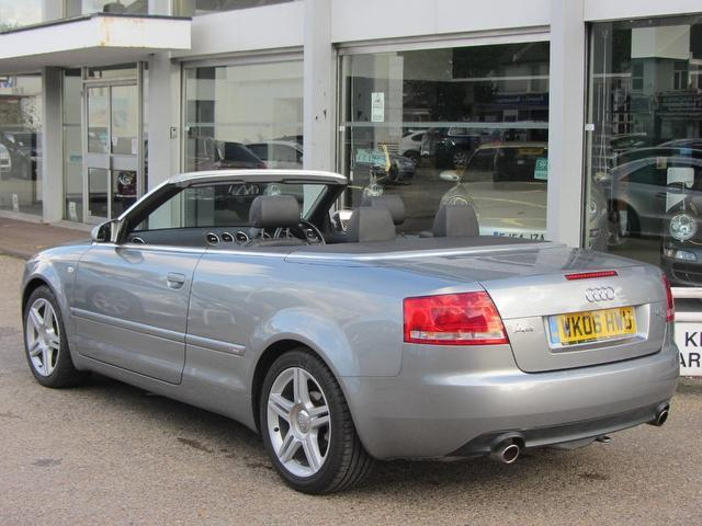 used audi a4 2006 petrol sport 2dr multitronic. Black Bedroom Furniture Sets. Home Design Ideas