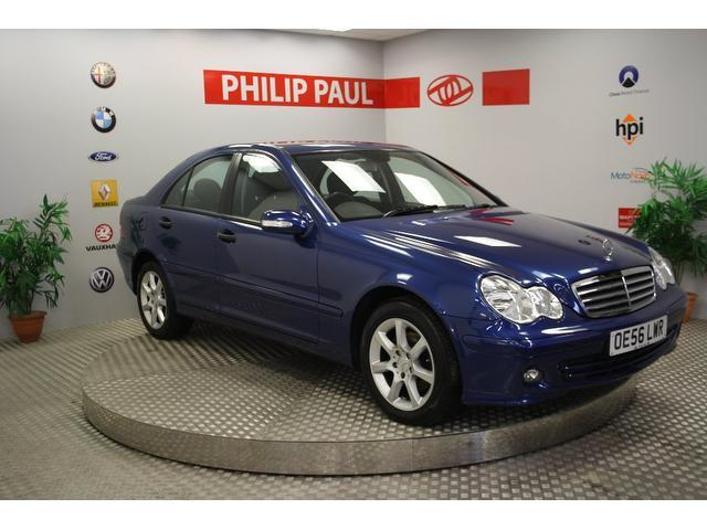 Used Mercedes Benz 2006 Blue Saloon Diesel Automatic for Sale