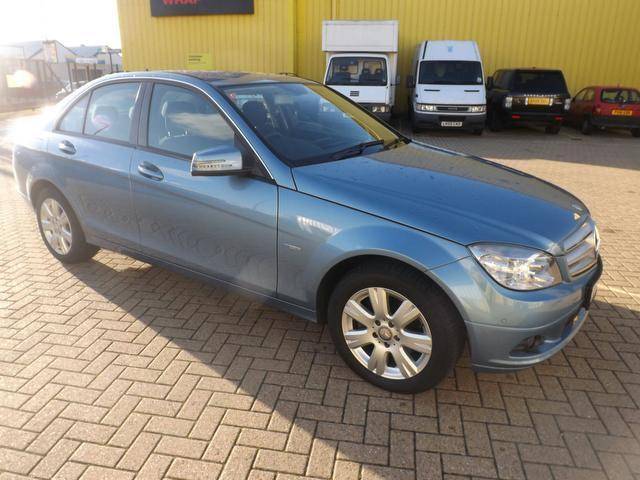 Used Mercedes Benz 2010 Blue Saloon Diesel Manual for Sale