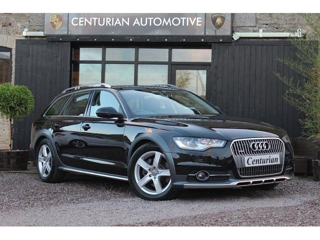 Used Audi Allroad 2012 Black Estate Diesel Automatic for Sale