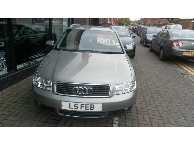 Used Audi A4 1.9 Tdi 130 Se Estate Grey 2002 Diesel for Sale in UK
