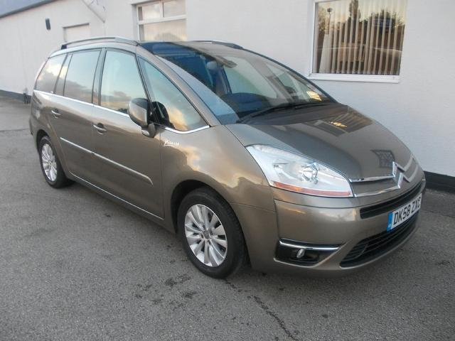 Used Citroen C4 2008 Brown Estate Diesel Automatic for Sale