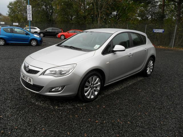 used vauxhall astra 2010 model 1 7 cdti 16v ecoflex diesel hatchback rh autopazar co uk vauxhall astra workshop manual 2010 vauxhall astra workshop manual 2010