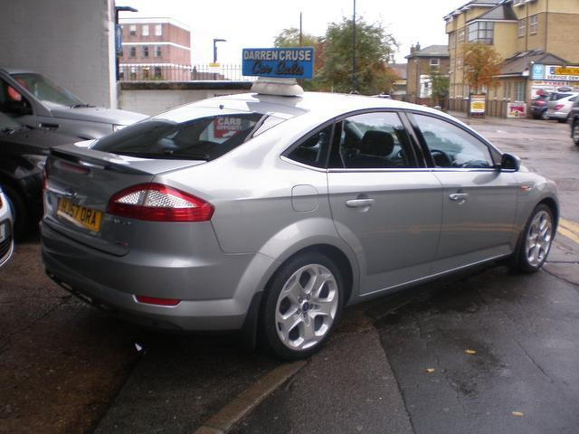 Used Ford Mondeo 2.0 Tdci Titanium 5 Door Hatchback Silver 2007 Diesel for Sale in UK