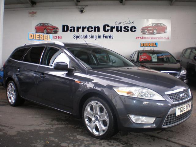 Used Ford Mondeo 2009 Grey Estate Diesel Automatic for Sale