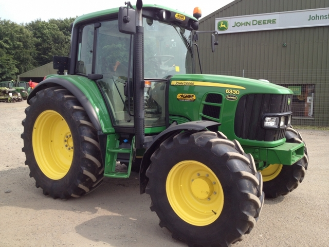 Used John Deere 6330 2012     for Sale
