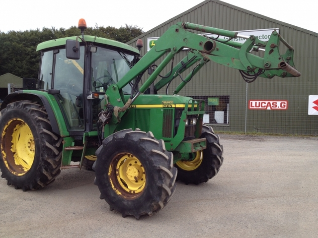 Used John Deere 6310 2002     for Sale