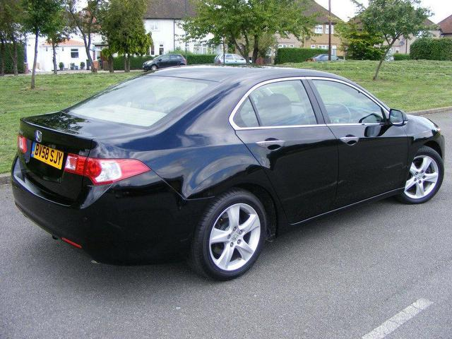 Used honda accord 2008 diesel 2 2 i dtec ex 4dr one saloon for Used honda accords