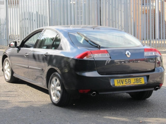 Used Renault Laguna  Grey 2008 Diesel for Sale in UK