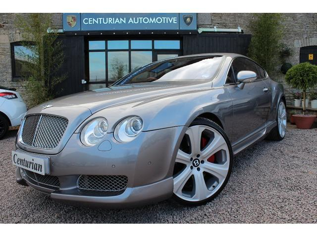 Used Bentley Continental 2004 Silver Coupe Petrol Automatic for Sale