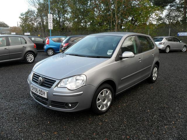 Used Volkswagen Polo 2006 Silver Hatchback Petrol Manual for Sale