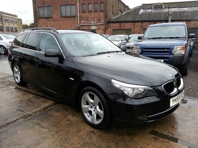 second hand bmw 5 series for sale uk autopazar. Black Bedroom Furniture Sets. Home Design Ideas