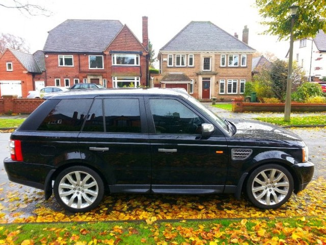 Used Landrover Range Rover Sport  Suv Black 2006 Diesel for Sale in UK