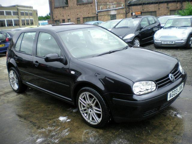 2003 volkswagen golf 1 6 automatic related infomation specifications weili automotive network. Black Bedroom Furniture Sets. Home Design Ideas