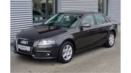 Used Audi A4  Saloon Black 2005 Diesel for Sale in UK