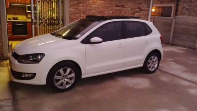 Used VW Polo 2013 White Hatchback Petrol Manual for Sale