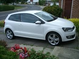 Used Vw Polo  Hatchback White 2013 Petrol for Sale in UK
