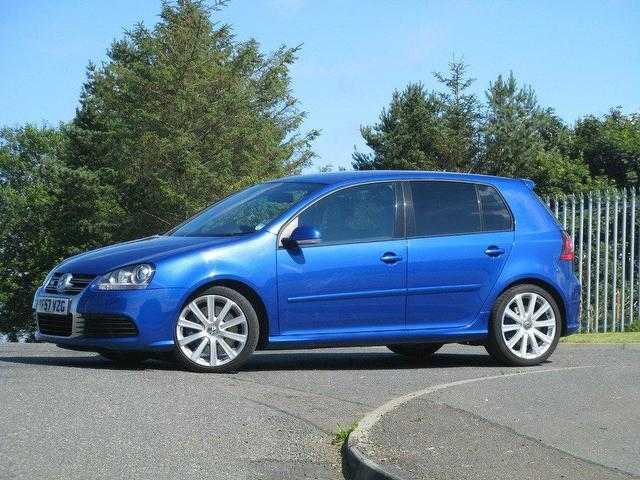 used volkswagen golf r32 r cars for sale with pistonheads auto design tech. Black Bedroom Furniture Sets. Home Design Ideas