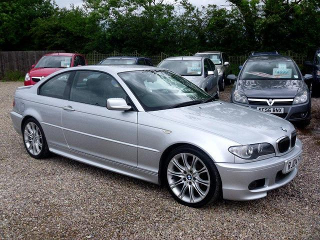 2004 BMW 3 Series 3.0 330Ci Sport 2dr | Motors