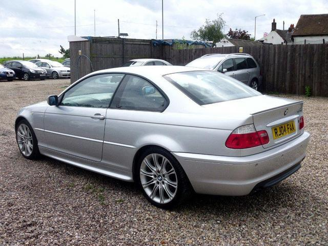 Used Bmw 3 Series 2004 Petrol 320 Ci Sport Coupe Silver Automatic ...
