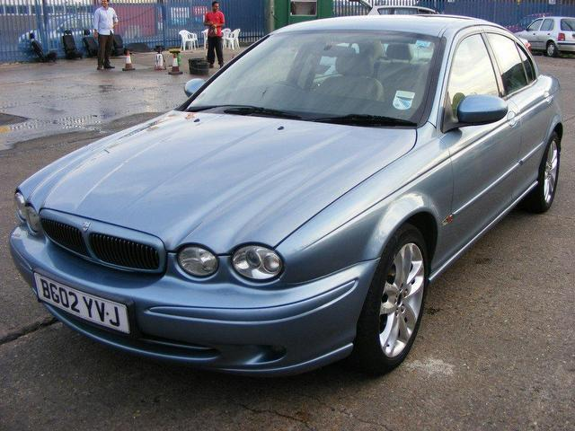 Jaguar X Type 2002 Petrol Saloon