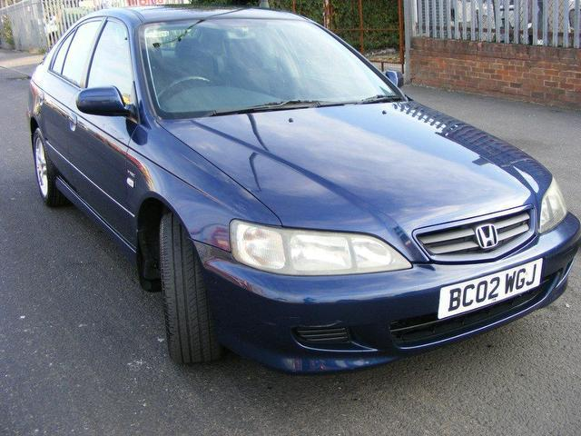used honda accord 2005 petrol vtec sport 5dr low hatchback blue manual for sale in wembley. Black Bedroom Furniture Sets. Home Design Ideas