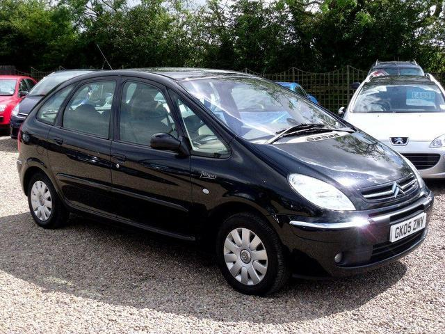 Used Citroen Xsara 2005 Petrol Picasso 1 8i 16v Exclusive