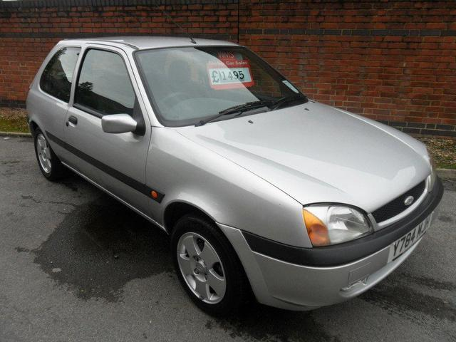 used ford fiesta 2001 petrol freestyle 3dr hatchback silver manual for sale in southampton. Black Bedroom Furniture Sets. Home Design Ideas