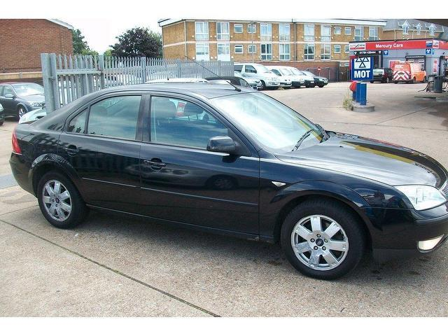 used ford mondeo 2004 diesel 2 0tdci 130 zetec 5dr hatchback black rh autopazar co uk ford mondeo 2004 manual pdf ford mondeo 2004 manual